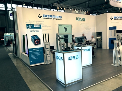 IOSS Messe Motek 2019